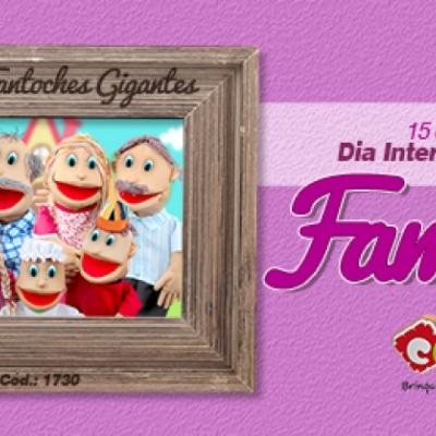 15 de maio: Dia Internacional da Família
