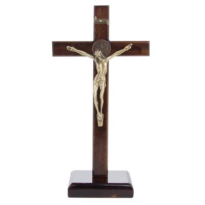Cruz de Mesa e Parede - com Medalha de São Bento